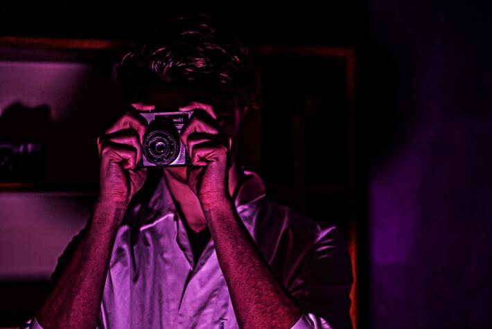 Das verlassene Labor des verrückten Fotografen - 2 | PlanB Escape