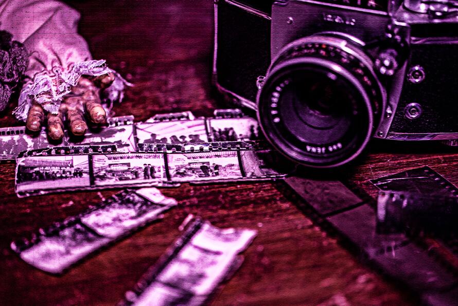Das verlassene Labor des verrückten Fotografen - 3 | PlanB Escape