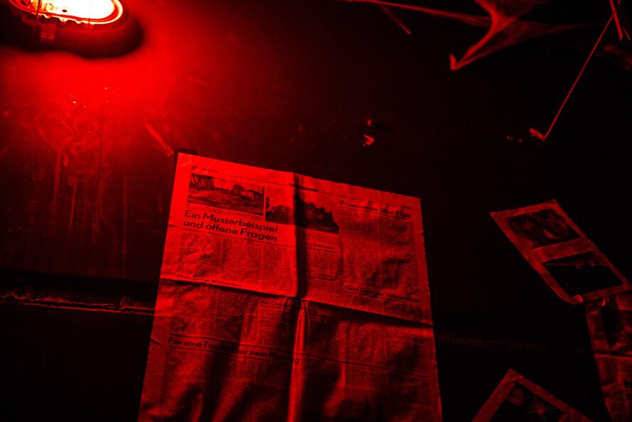 Das verlassene Labor des verrückten Fotografen - 5 | PlanB Escape