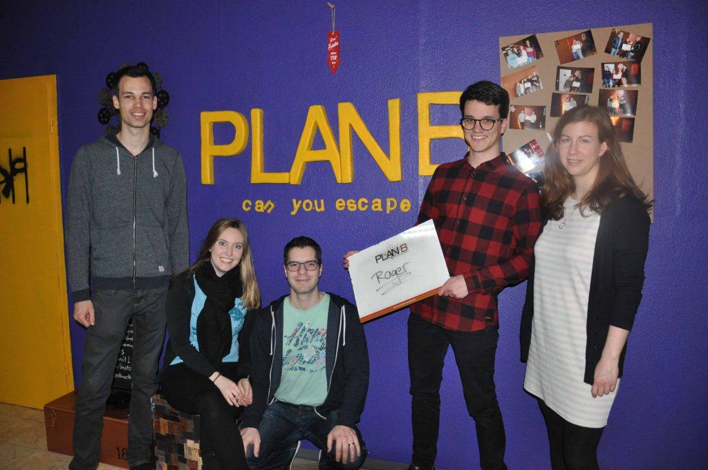 Gruppenbilder KW 10 – 2018 Karlsruhe - 3 | PlanB Escape