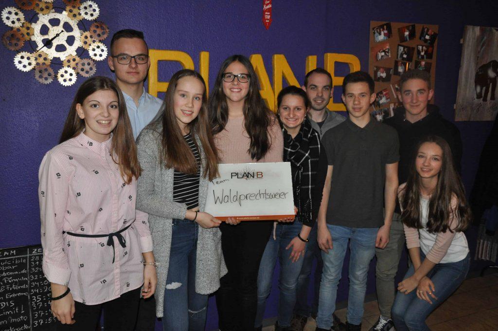 Gruppenbilder KW 10 – 2018 Karlsruhe - 8 | PlanB Escape