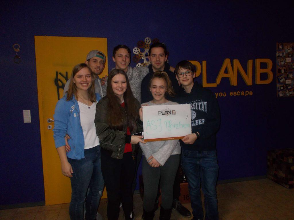 Gruppenbilder KW 07 2019 - 4 | PlanB Escape