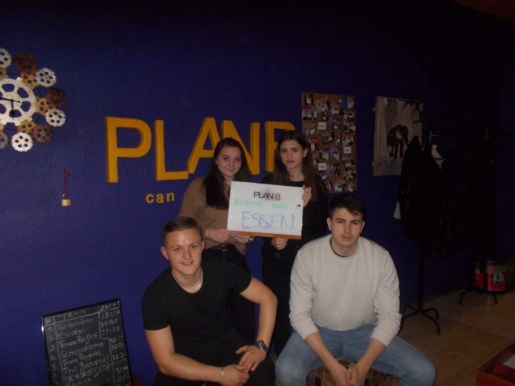 Gruppenbilder KW 12/13 2019 - 2 | PlanB Escape